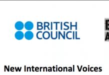 New International Voices 2018