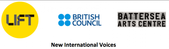 New International Voices 2018