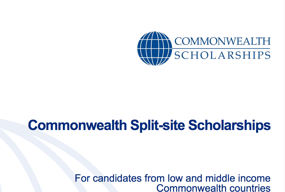 Phd opportunities for africans commonwealth split site phd scholarships 2018 for low and middle income countries to study in the uk fully funded sciox Gallery