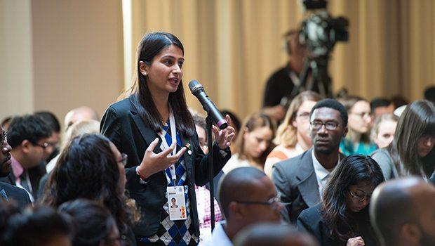 Forum des jeunes du Commonwealth 2018