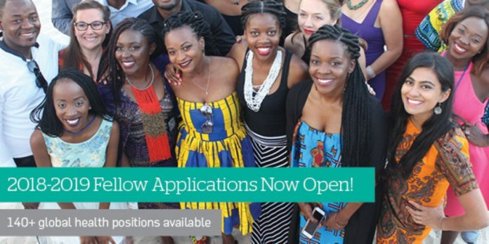 Global Health Corps Fellowship 2018/2019