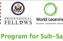 Journalism Program for Sub-Saharan Africa