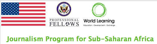 Programa de Periodismo para África Subsahariana