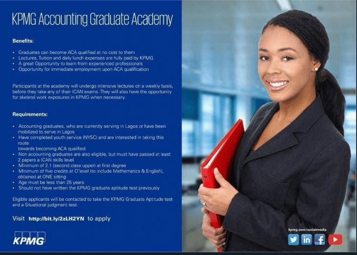 KPMG Accounting Graduate Academy
