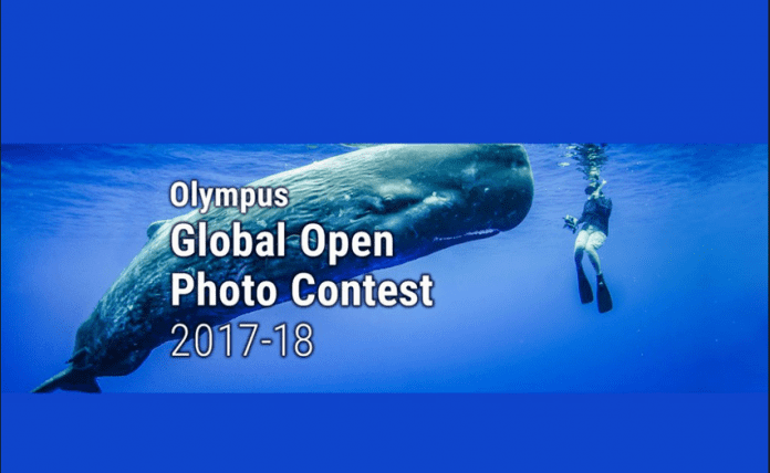 Concours de photos Olympus Global Open 2017-18