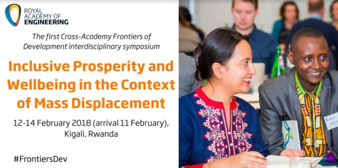 Symposium 1: Inclusive Prosperity and Wellbeing in the Context of Mass Displacement