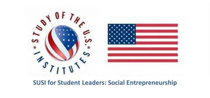 U.S. Institutes for Student Leaders on Social Entrepreneurship 2018