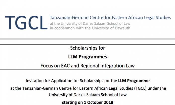 Programu ya TGCL LLM 2018 / 19