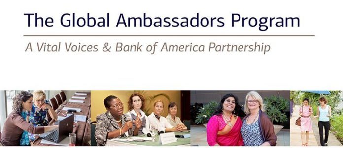 The Global Ambassadors Program to be held in New York City, March 19-23, 2018