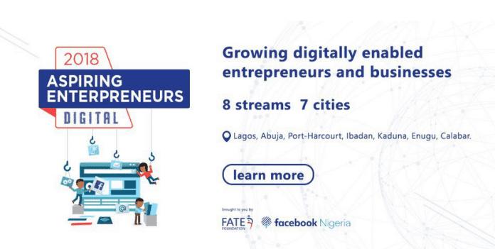 Empreendedores aspirantes: Programa Digital