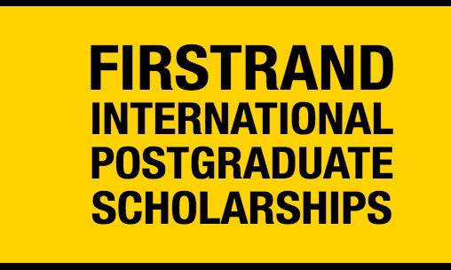 firstrand-international-postgraduate-scholarships-2018