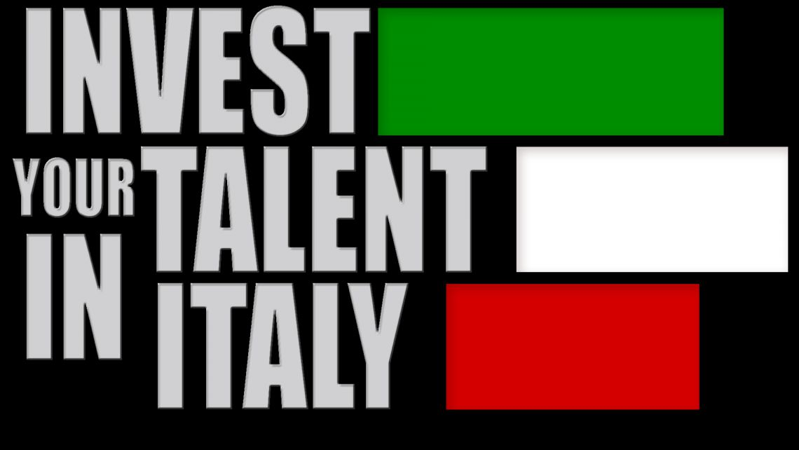Invest Your Talent in Italy Scholarships 2018/2019 for International students (Funded to study in Italy)