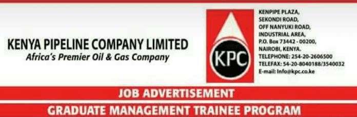KPC MANAGEMENT TRAINEE