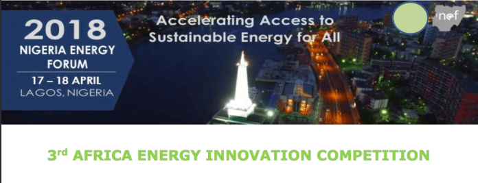 2018 Africa Energy Ideas Competition
