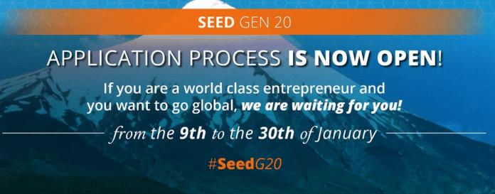 Startup شيلي برنامج البذور Gen 20