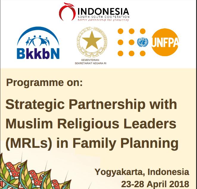 UNFPA International Training on Strategic partnership with ...