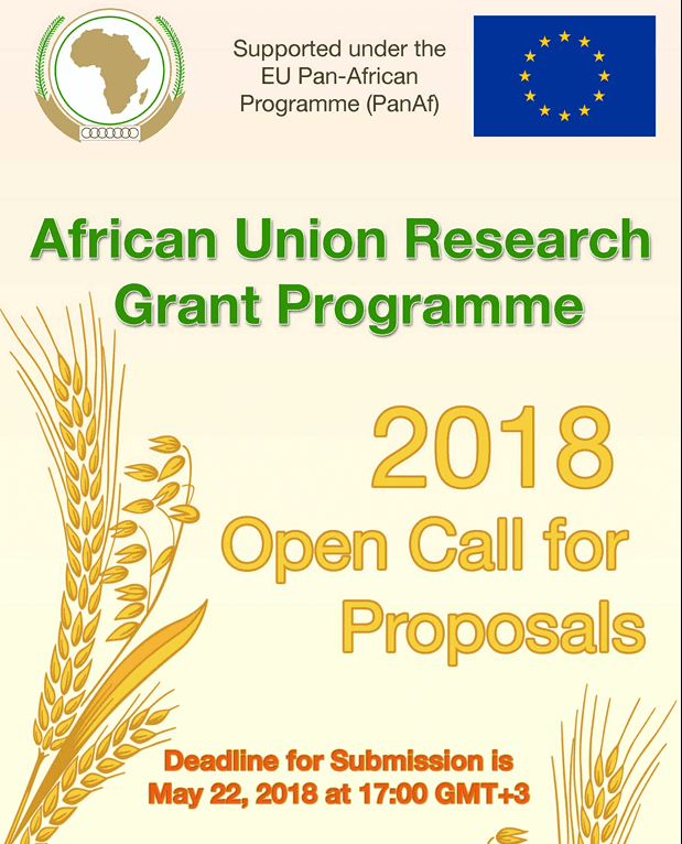 Call For Proposals: African Union Commission Research