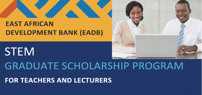 EADB STEM Scholarship 2018/2019