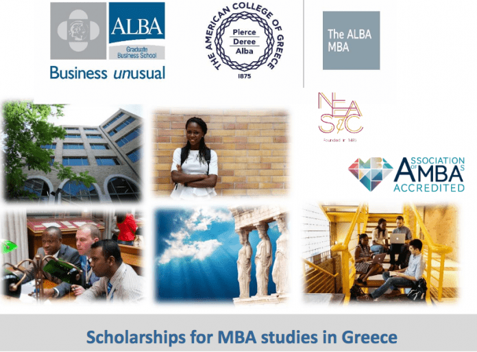 A.G. Leventis Foundation MBA Scholarship Program for Nigerian citizens,