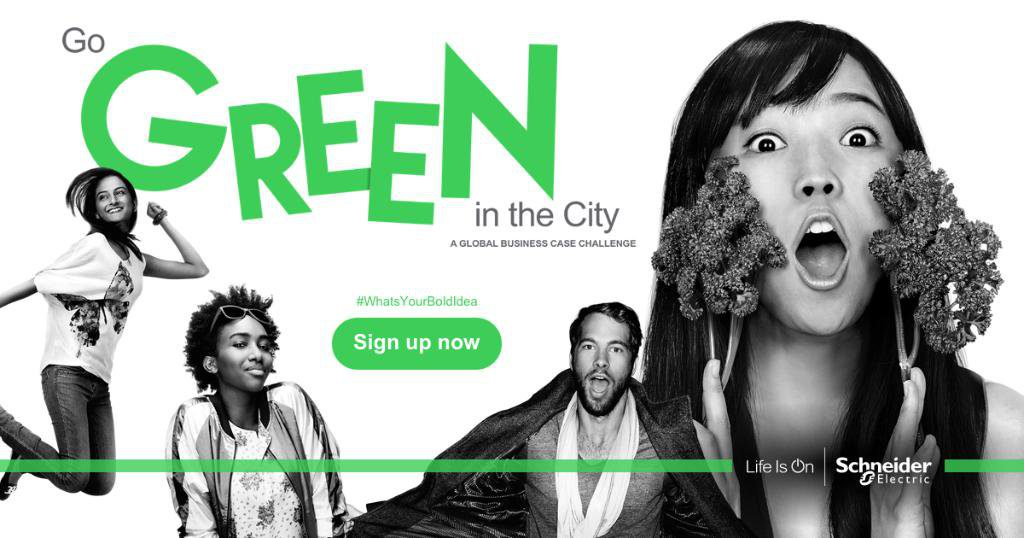 Schneider Electric Go Green In The City 2018 Global