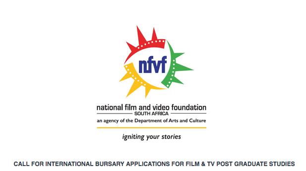 National Film & Video Foundation (NFVF) International Bursary 2018 for Film & TV Post Graduate Studies – South Africa