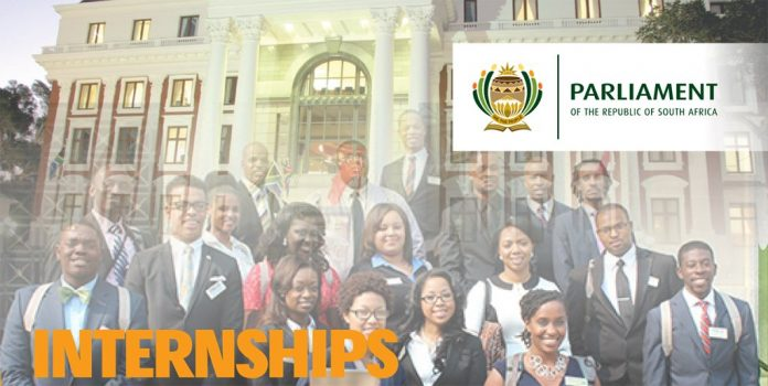 parliament-of-south-africa-internship