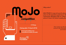 Showcasing the world's best mojo talent, in partnership with Mojofest in Ireland