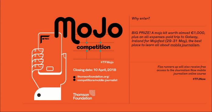 Présentation du meilleur talent mojo au monde, en partenariat avec Mojofest en Irlande