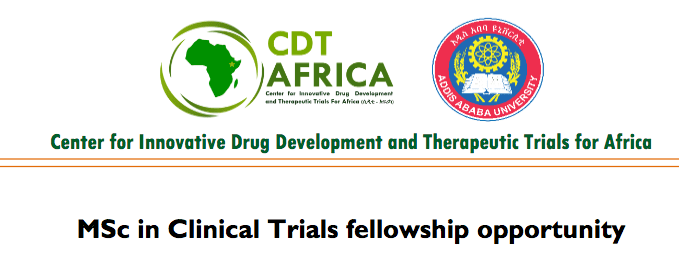 CDT-Africa Clinical Trials fellowship 2018 – Addis Ababa