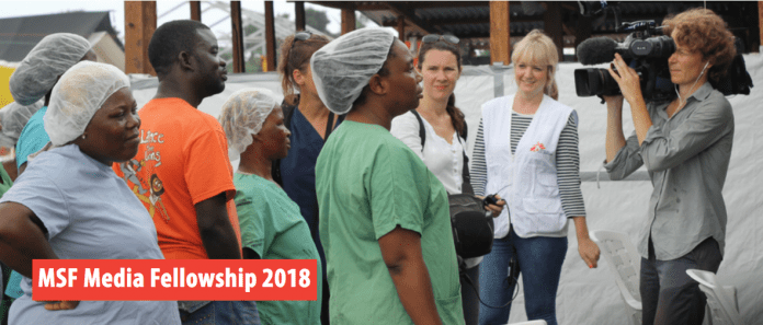 Application Deadline May 16th 2018 Doctors Without Borders