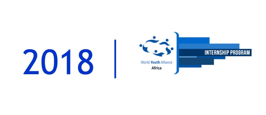 World Youth Alliance Africa 2018 Internship Program Batch 3 for