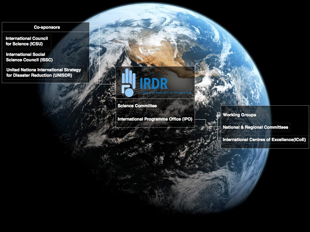 IRDR 2018 International Training Workshop on Big Earth Data for