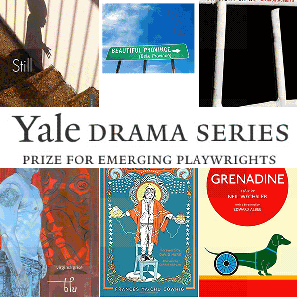 Yale Drama Series 2019 playwriting competition for emerging