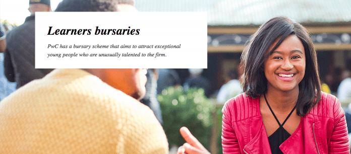 Image result for PwC: CA Bursary / Scholarship Programme 2020