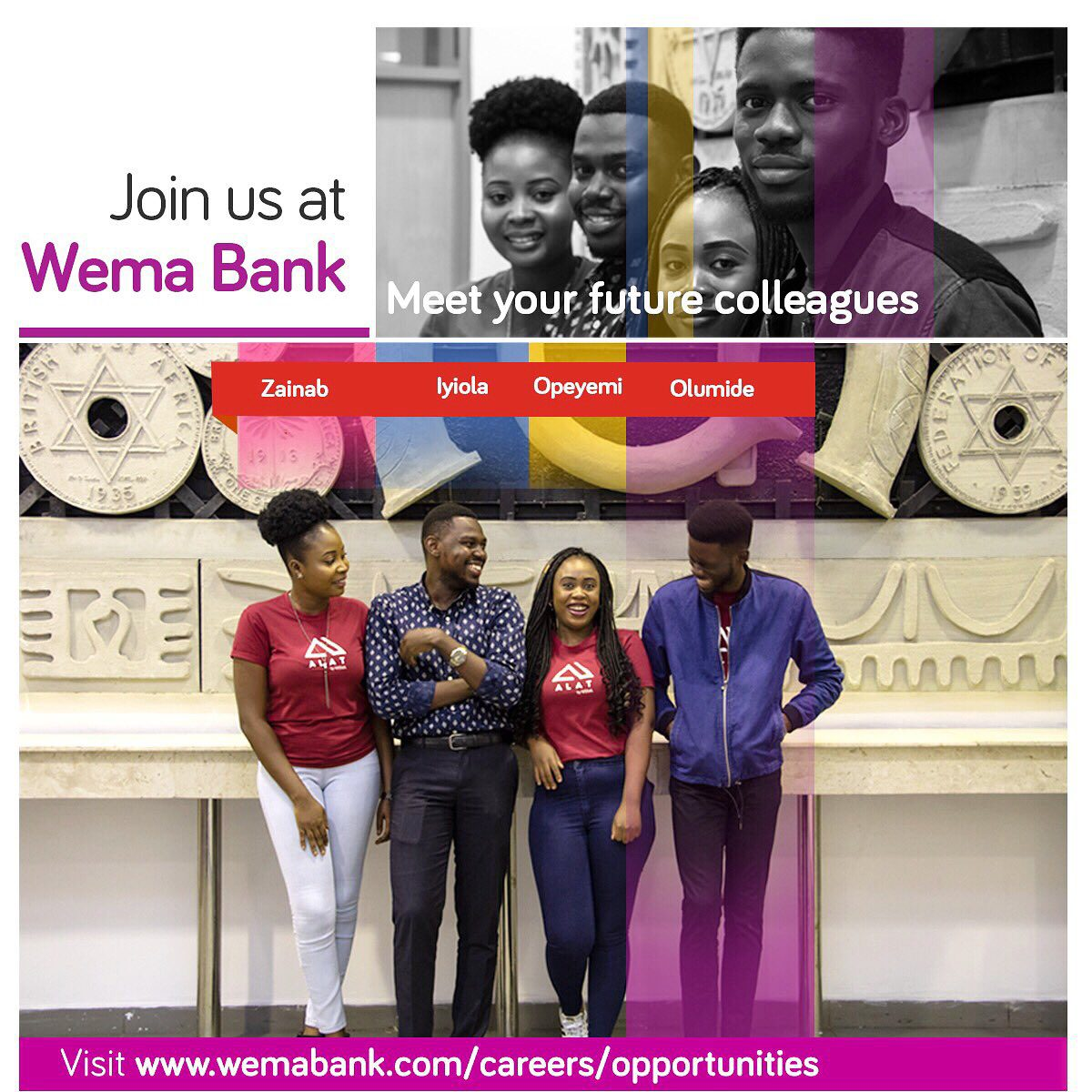 bank recruitment for graduates