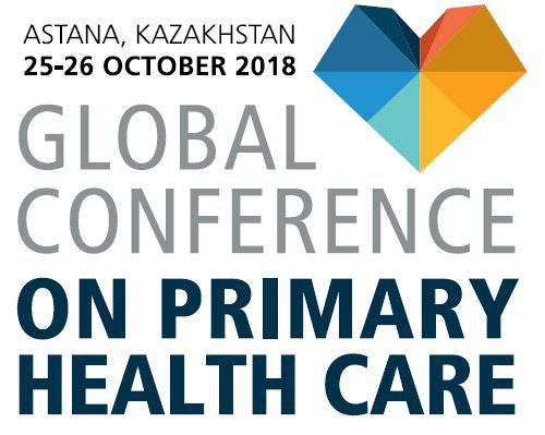Hasil gambar untuk The Global Conference on Primary Health Care