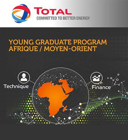 6148ebbf75 Total Nigeria Young Graduate Programme 2018 for young Nigerians ...