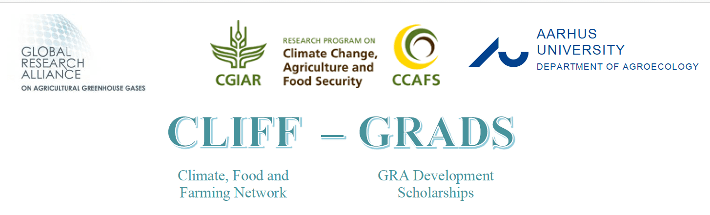 CLIFF-GRADS scholarships 2019 for PhD students from developing