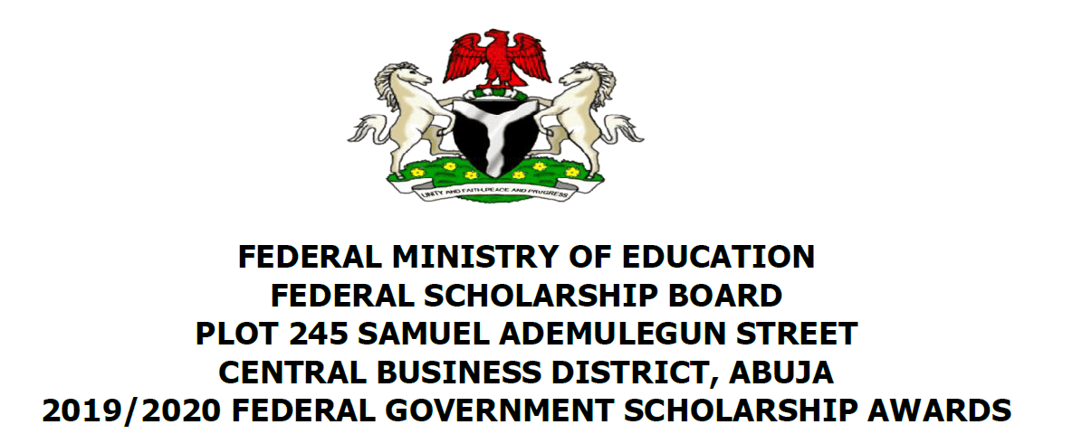 BEA Awards for Nigerians to Study Abroad, 2019-2020
