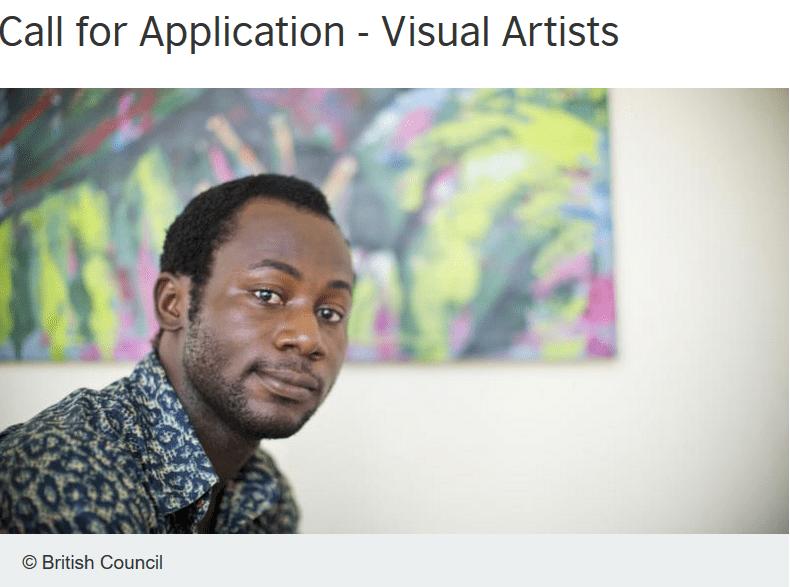 badf03b40e1c British Council Nigeria call for emerging visual artists (1.5 Million Naira  cash award)