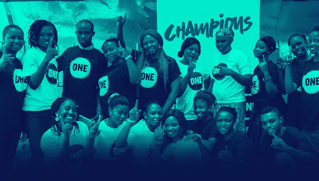 The ONE Champions Program 2019 Youth Ambassadors Program for