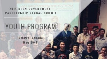 2019 Open Government Partnership Global Summit Global Youth