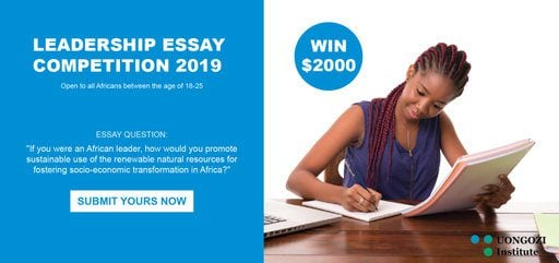 uongozi institute essay competition 2016