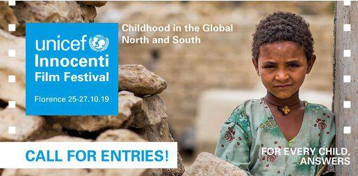 UNICEF Innocenti Film Festival 2019 Contest for Film and