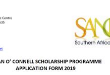 Japanese Government (Monbukagakusho) MEXT Scholarships 2019 for