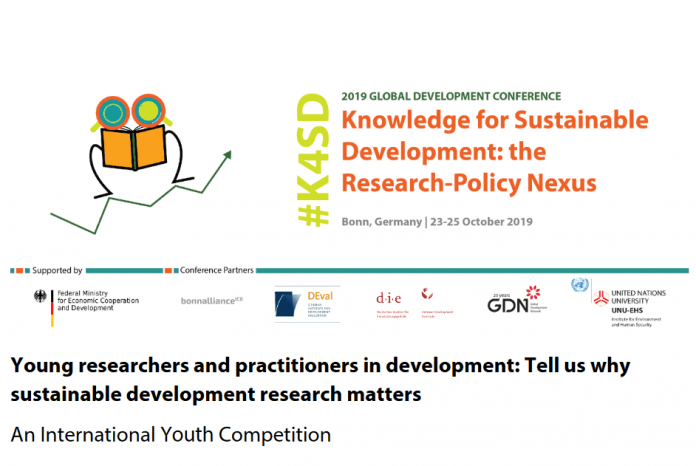 GDN International Youth Competition 2019 (Win €1000 & Fully Funded