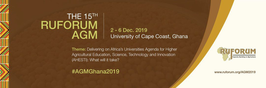 RUFORUM Young African Entrepreneurs Competition 2019 (Fully