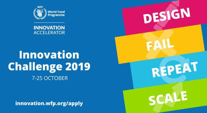 United Nations World Food Programme (WFP) Innovation Accelerator 2019 Cohort III (Fully Funded to Germany & USD 100,000 in funding) | Opportunities For Africans