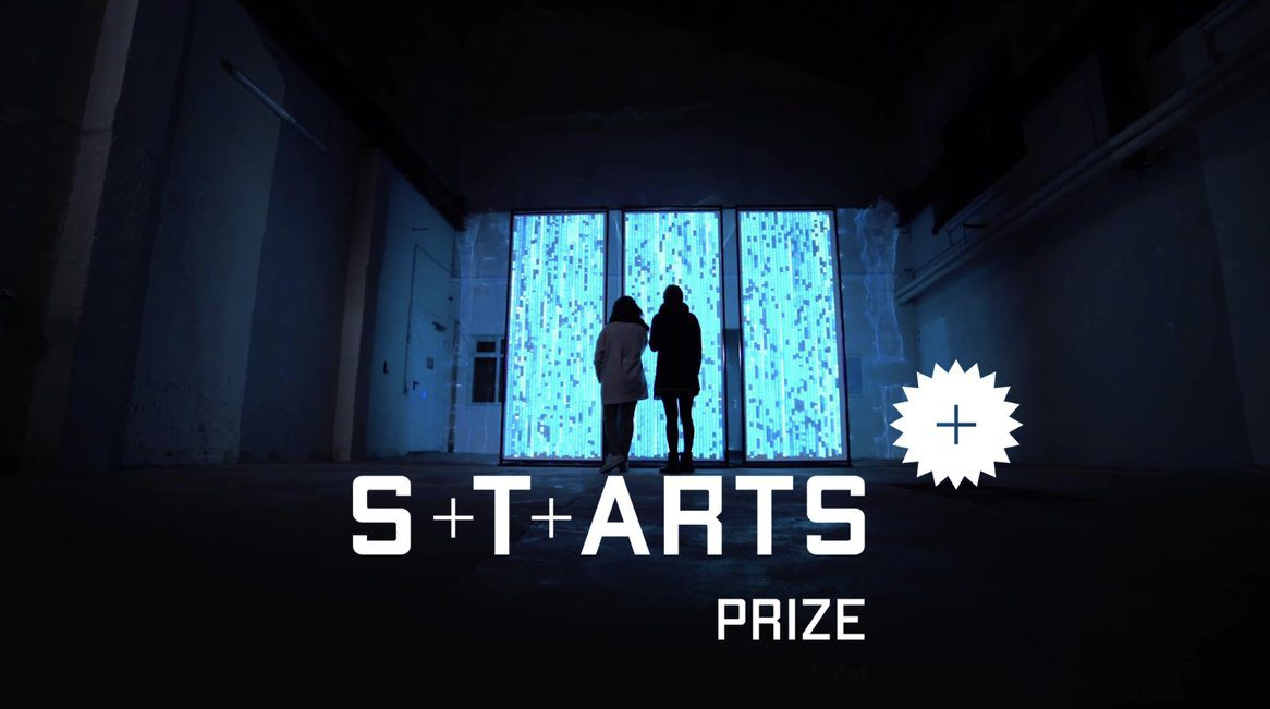 European Commissions' STARTS Prize 2020 for Innovation in Technology, Industry and Society stimulated by the Arts