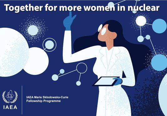 IAEA Marie Skłodowska-Curie Fellowship Programme 2021